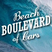 Beach Blvd of Cars Logo